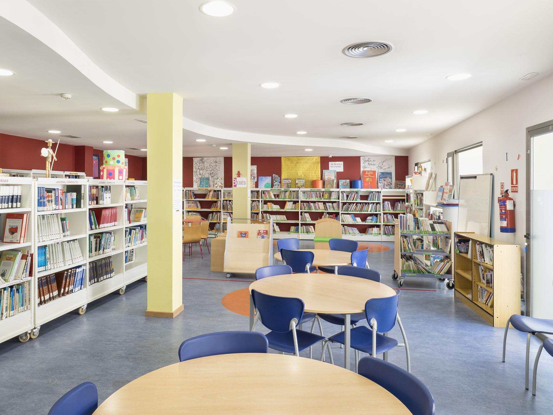 OUC biblioteca Tudela de Duero D