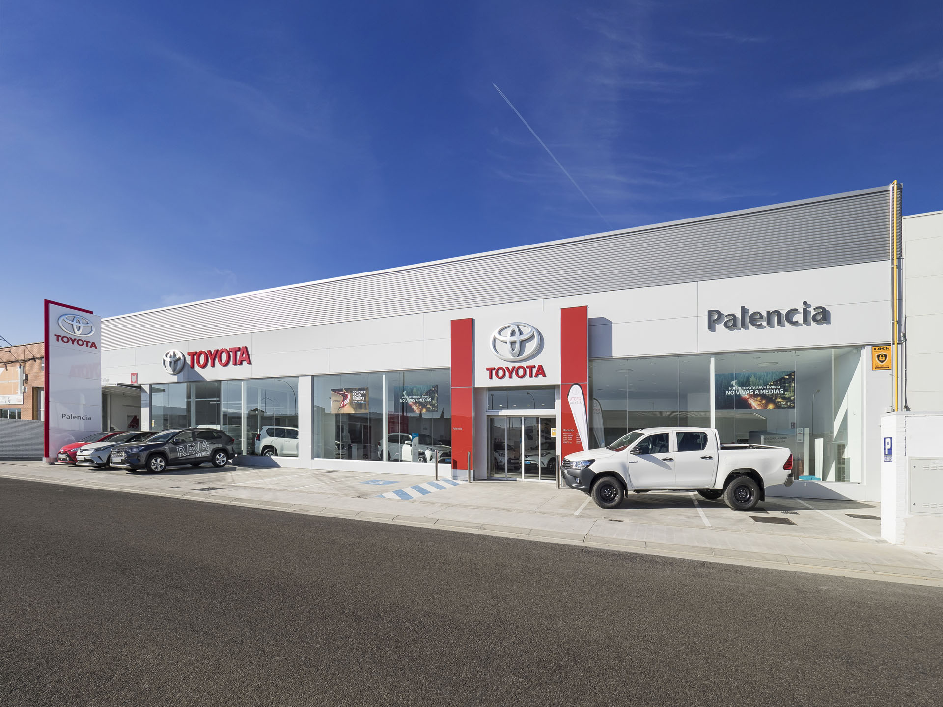 OUC Toyota Palencia A