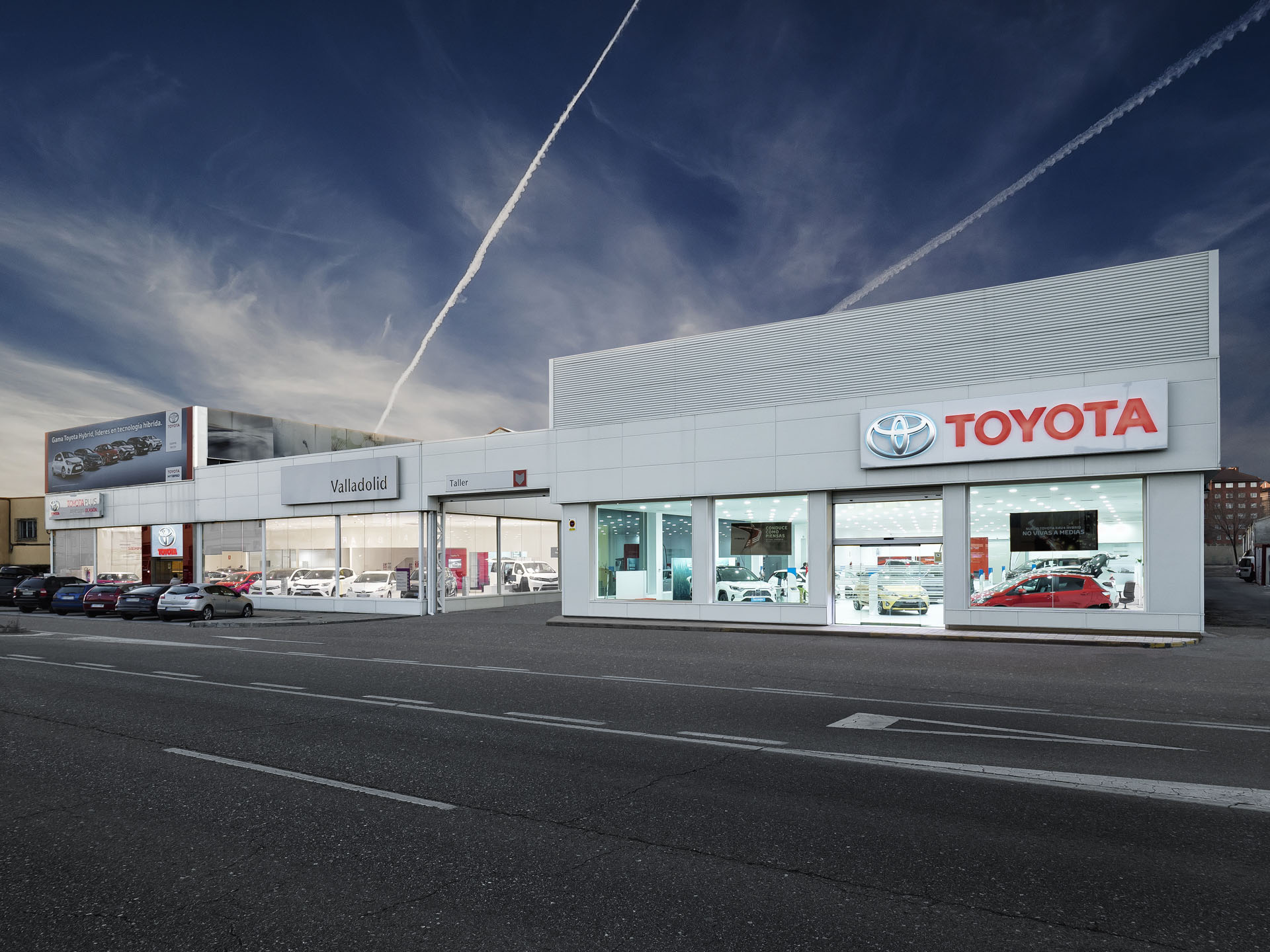 OUC Toyota Valladolid A