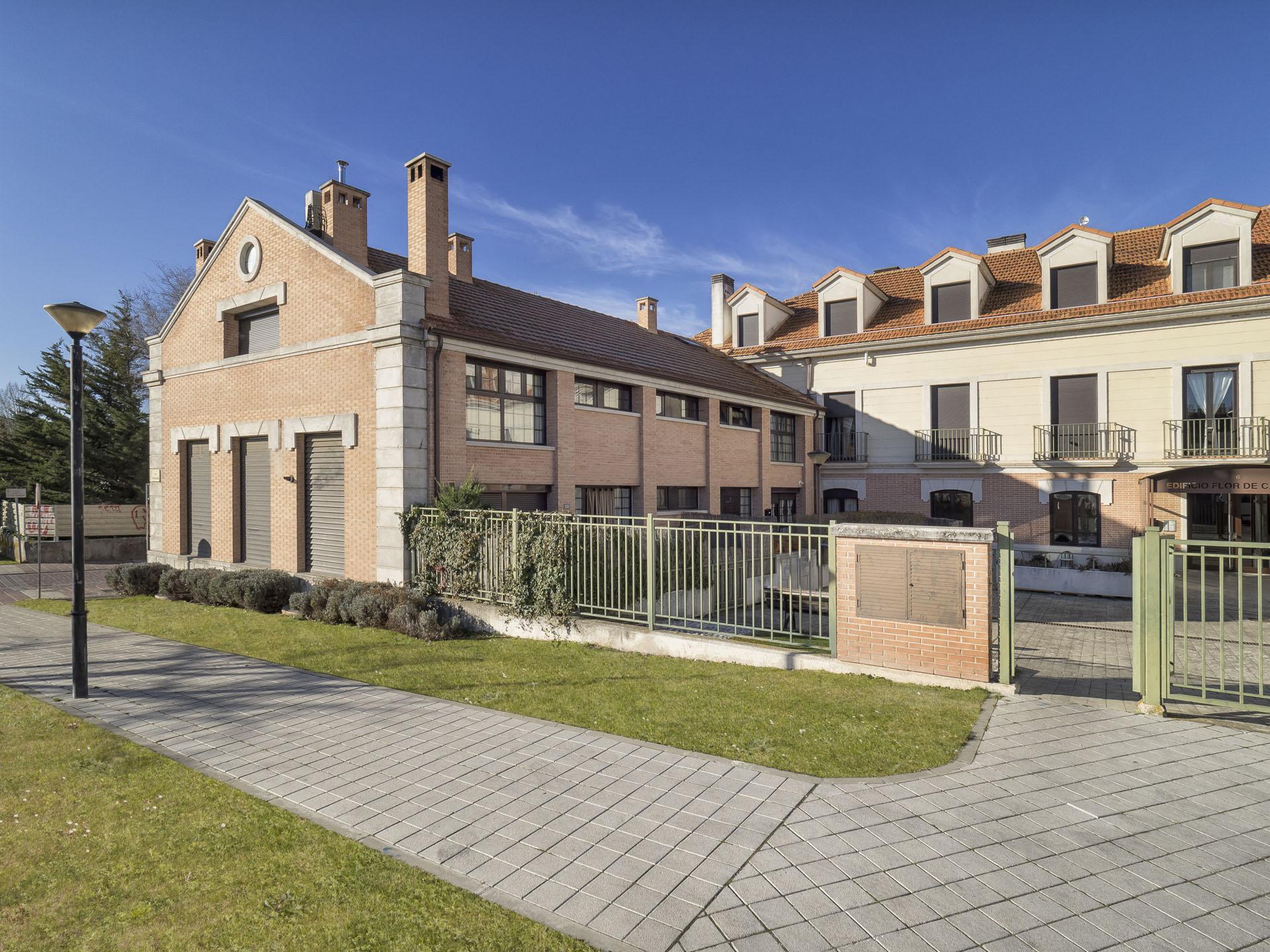 OUC edificio Flor de Castilla B