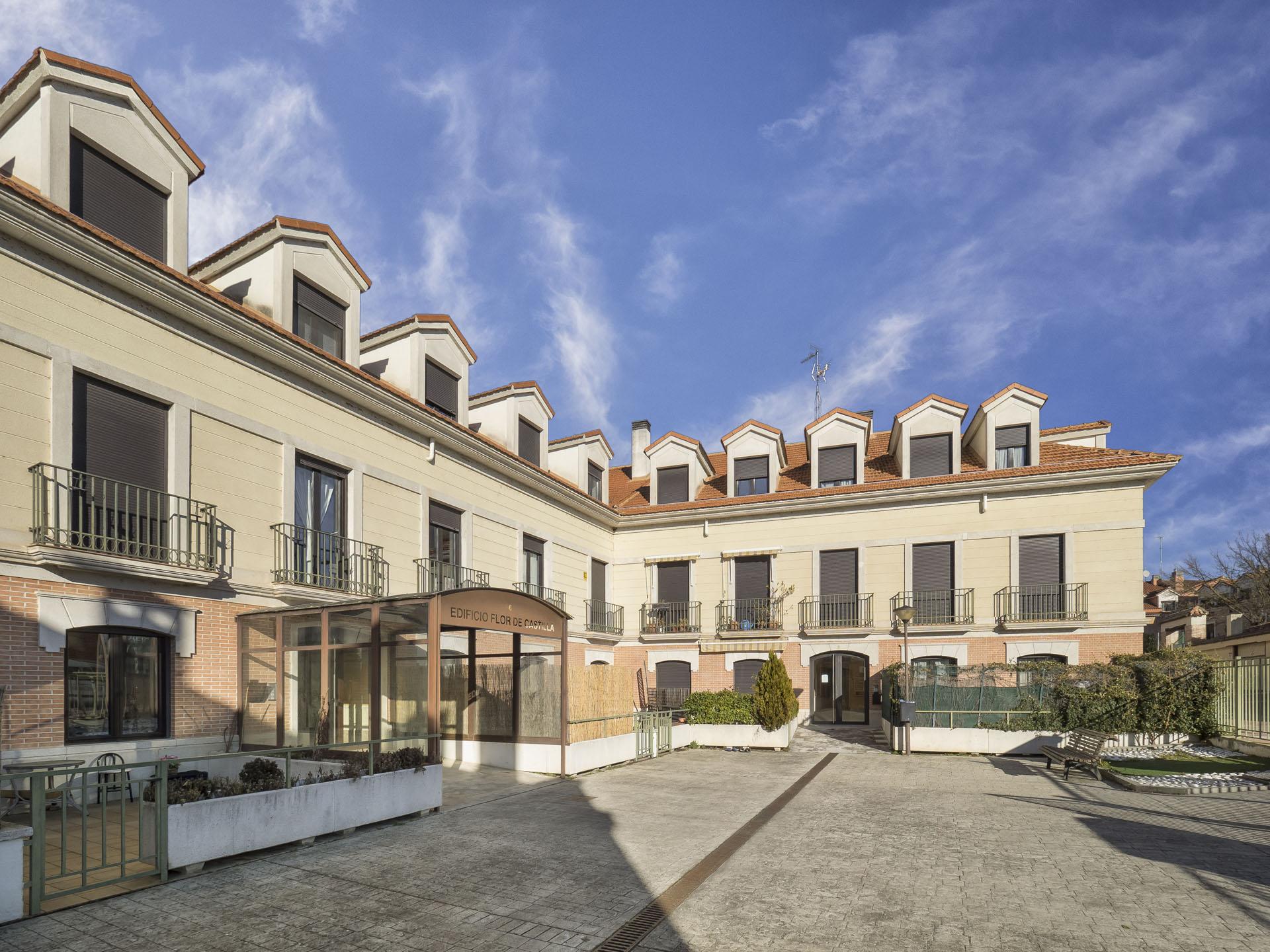 OUC edificio Flor de Castilla C